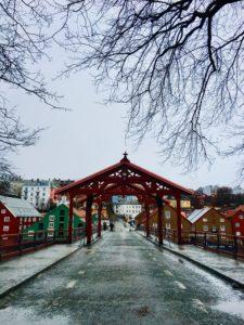 DIe Gamle Bybro Trondheims