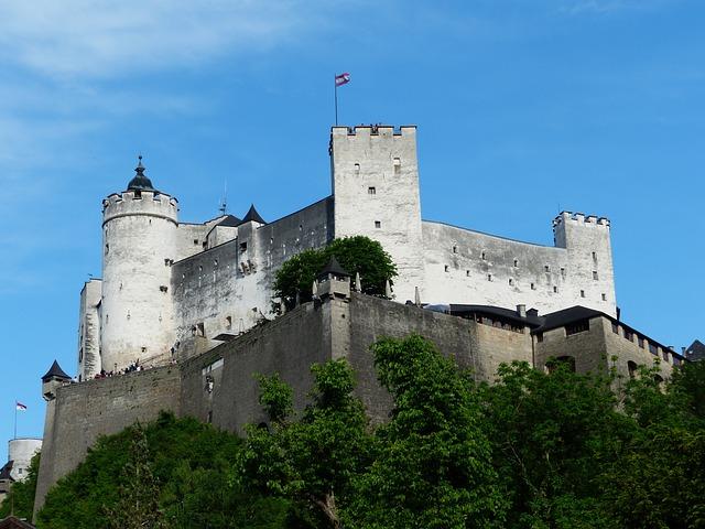 austria hohensalzburgfortress