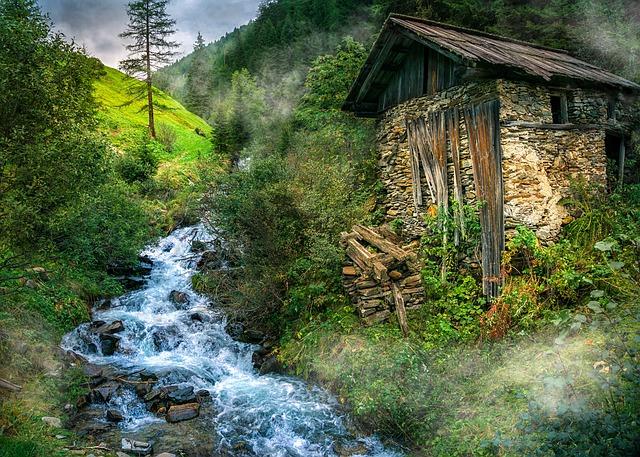 austria nature