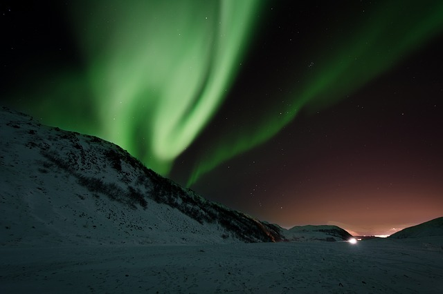 norwegen aurora