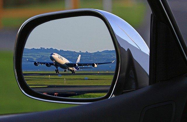 Auto oder Flugzeug